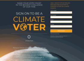 climatevoter.greenpeace.org.nz