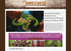 climaticocambio.com