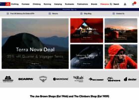 climbers-shop.com