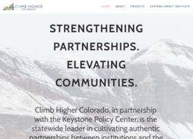 climbhighercolorado.org