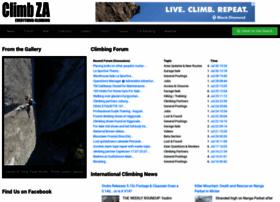 climbing.co.za