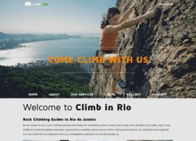 climbinrio.com