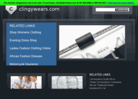clingywears.com