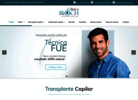 clinicabloch.com.br