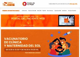 clinicadelsol.com.ar