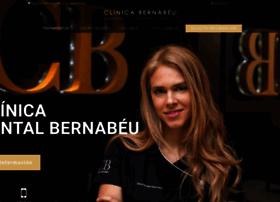 clinicadentalbernabeu.es