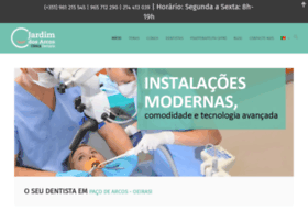 clinicadentariajardimdosarcos.pt