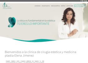 clinicaelenajimenez.com