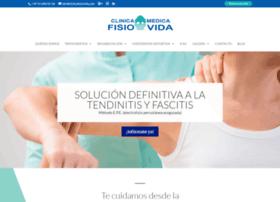 clinicafisiovida.com