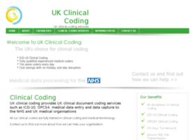 clinicalcoding.co.uk