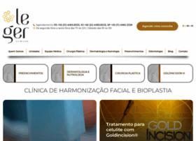 clinicaleger.com.br