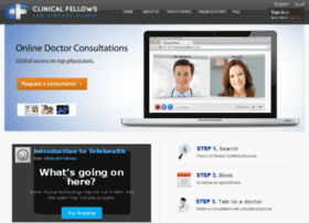 clinicalfellows.com