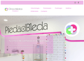 clinicapiedadbleda.com