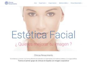 clinicarenacimiento.com