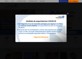 clinicasantamaria.cl