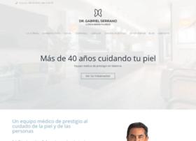 clinicaserrano.com