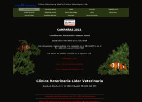 clinicaveterinariamadrid.org