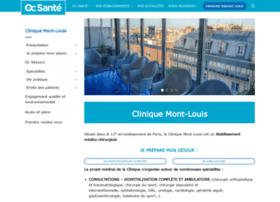 clinique-mont-louis.fr