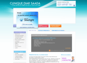 clinique-saada.com