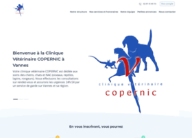 clinique-veterinaire-copernic.com