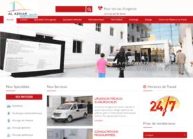 cliniquealazhar.com