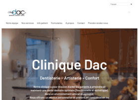 cliniquedac.com
