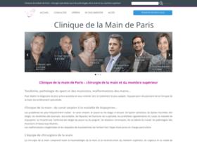 cliniquedelamain.com