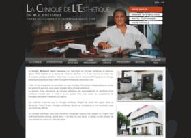 cliniqueesthetique-guessous.com