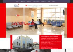clinixhealthcare.com.ng