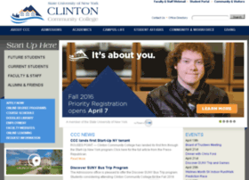 clintoncc.suny.edu