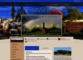 clintoncity.net