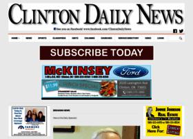 clintondailynews.com