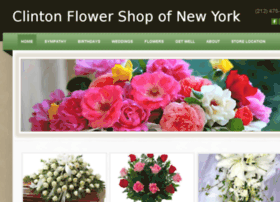 clintonflowershopofnewyork.com