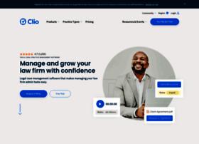 clio.com