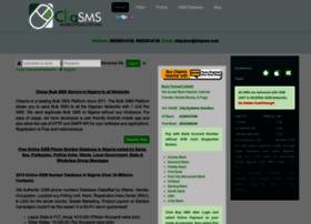 cliqsms.com.ng