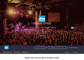 cliquecities.com
