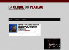 cliqueduplateau.com