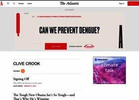 clivecrook.theatlantic.com