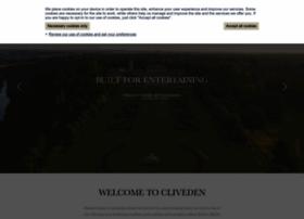 clivedenhouse.co.uk
