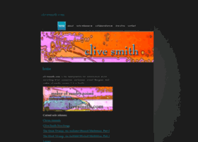 clivesmith.com