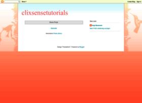 clixsensetutorials.blogspot.com