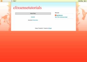 clixsensetutorials.blogspot.in