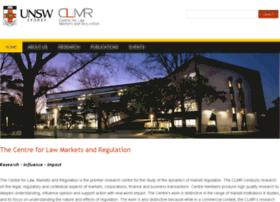clmr.unsw.edu.au