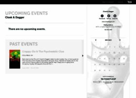 cloakdagger.ticketleap.com