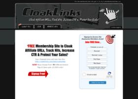 cloaklinks.com