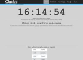 clock.net.au