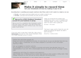 clockbeat.com