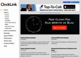 clocklink.com