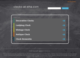clocks-at-eha.com