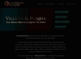 clockworkalchemy.com